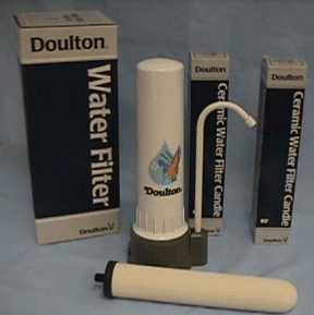 Doulton Ceramic Drinking Water Filters And H2o